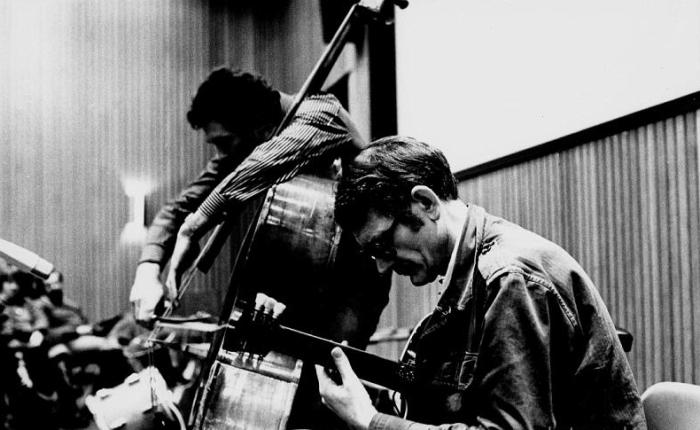 derek bailey's on the edge: improvisation in music(1,2,3,4)