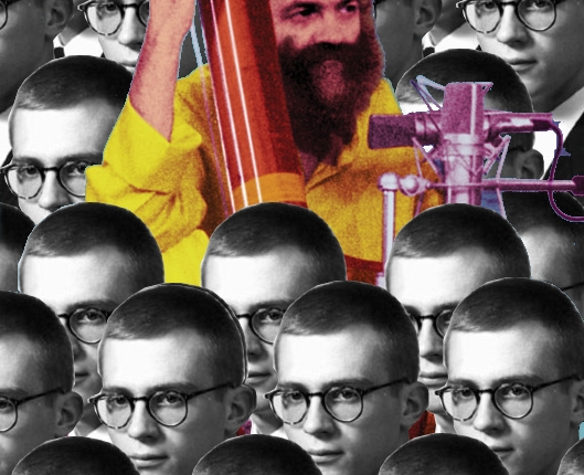 forty-two for henry flynt by la monte young – performed by Peter Winkler (gong)1965