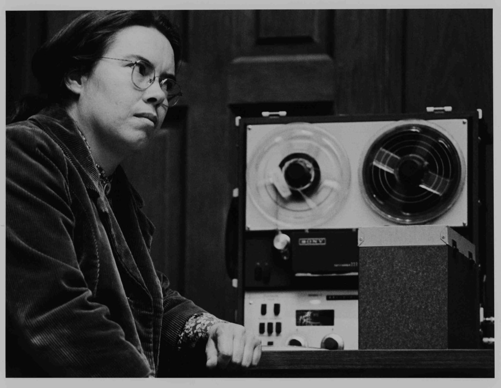 field recordings by pauline oliveros from the san diego zoo, recorded on Nov. 14, 1968