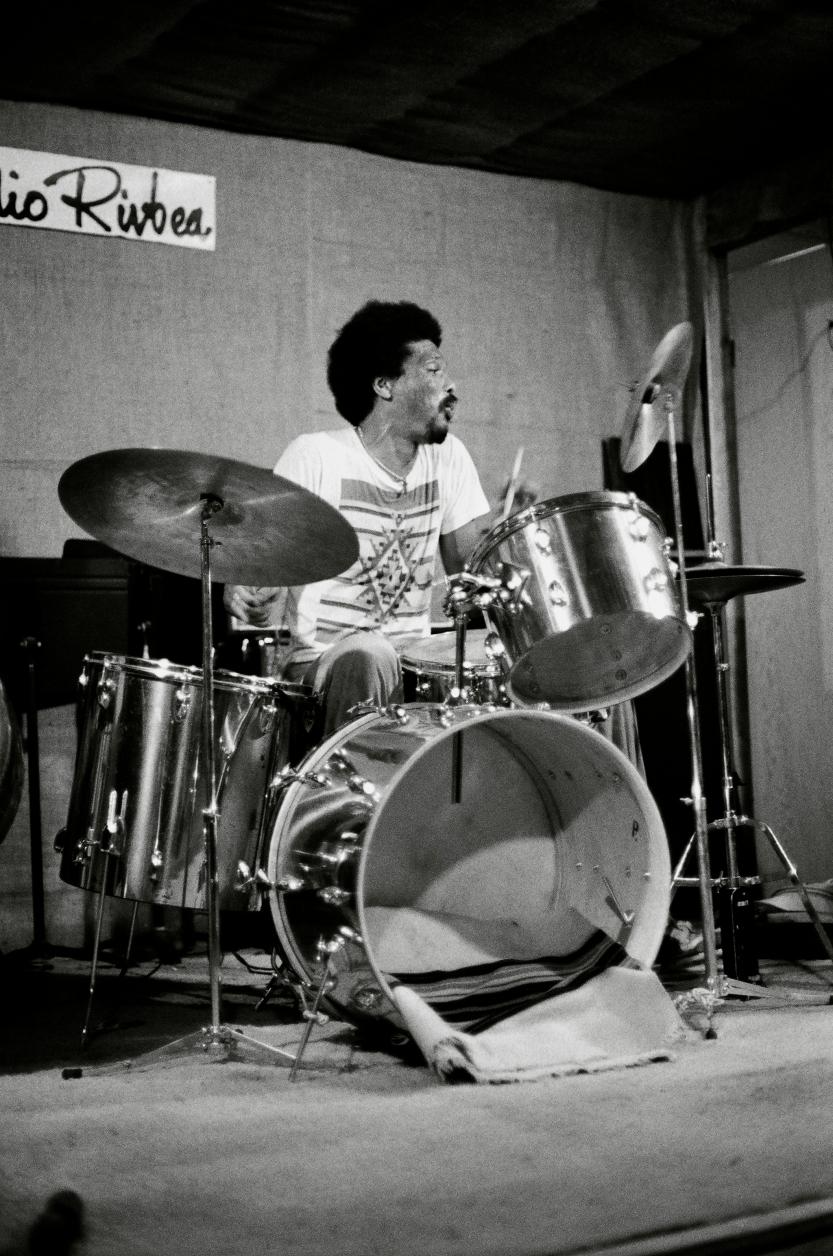 Studio Rivbea - July 1976