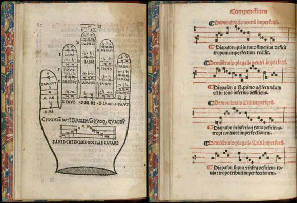 Luce Antonii Junte 'Cantorinus ad Eorum Instructionem', 1540