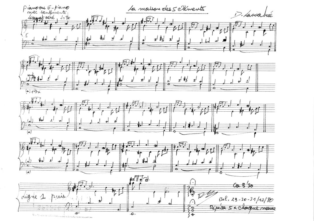 la-maison-des-5-elements-score-1-page
